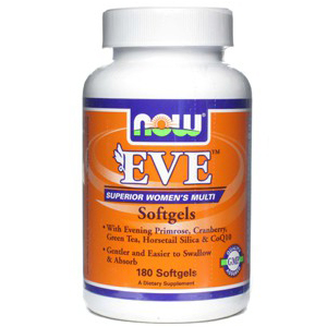 Ева, Мультивитамины Ева, Ева NOW Foods