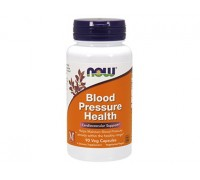 Ангиопротектор, Blood Pressure Health NOW Foods, 90 капсул