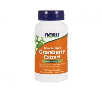 Клюква Экстракт, Cranberry Extract NOW Foods, 90 капсул