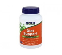 Диет Саппорт, Diet Support NOW Foods, 120 капсул