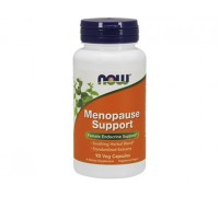 Менопауза саппорт, Menopause Support NOW Foods, 90 капсул