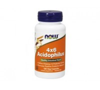 Ацидофилус Пробиотик, Acidophilus NOW Foods, 60 капсул