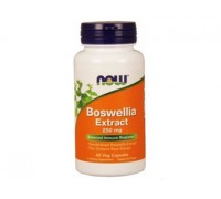 Босвеллия Экстракт 250 мг, Boswellia Extract NOW Foods, 120 капсул