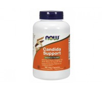 Кандида Саппорт Candida Support CandidaClear NOW Foods, 180 капсул