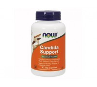 Кандида Саппорт, Candida Support NOW Foods, 90 капсул