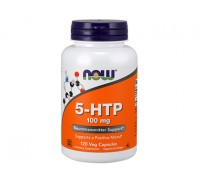 5-HTP 100 мг NOW Foods, 120 капсул