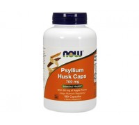Подорожник Пектин, Psyllium Husk NOW Foods, 180 капсул