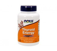 Тироид Энерджи Thyroid Energy NOW Foods, 90 капсул