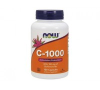 Витамин С-1000 Vitamin C-1000 NOW Foods, 100 капсул