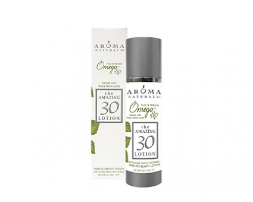 Amazing 30 Omega-x Lotion Лосьон AROMA NATURALS, 114 мл